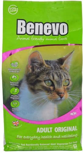 BENEVO Adult Cat Food